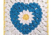 Crochet / Crochet Heart