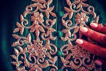 Embroidery n work