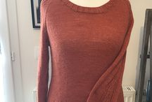 Askia / Tricot pull knit sweater