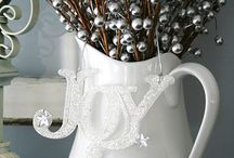 Christmas Decor / by Andrea Rhodes Edwards