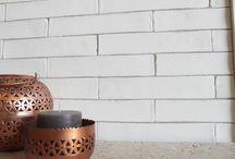 Colección Bricked Bianco