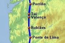 Camino Compostella