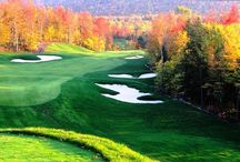 Great Golf Courses / by Chuck Hevezi