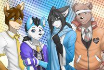 FURloids / FURloids, Furry UTAU, ANIMALoids, Animal UTAU, UTAU Fur, 獣人 … Groups.