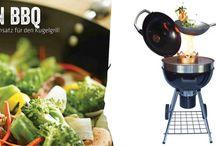 Grillen Allgemein / Alles rund ums Thema Grillen: Geräte, Zubehör, Techniken, Zutaten wie Rubs, Kräuter, Würzung