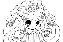 Arts & Crafts: Animation & Cartoon Templates 1