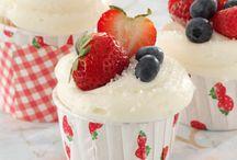 Boulangerie/Patisserie : Cupcakes