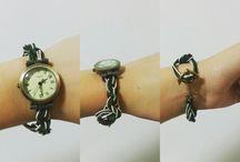 handmade jewelry / Jewelry that i make~