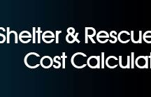 Shelter and Rescue Dog Cost Calculator / Visit http://www.flexpetz.com/cost-of-owning-a-dog.html For great information for those considering adoption or rescue. Everything you need to know about the cost of owning a dog.