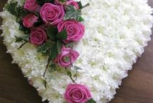 Examples of sympathy flowers