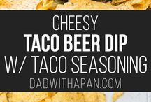 Savory Craft Beer and Booze Recipes /  Savory Craft Beer and Booze Recipes