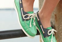 [ shoes - sperrys ] / by Tina Thanabalan