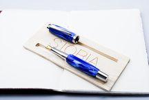 Penne Stilografiche /Roller COLLEZIONE 2015 / Penne stilografiche e Roller COLLEZIONE 2015 BY STORIA  www.penneinlegno.com