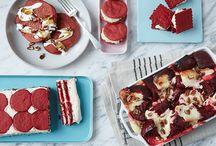 Red Velvet Bake Goods