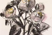 Kristy Doodles / Drawings, paintings, doodles from Kristy Cavaretta