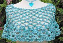 love for crochet / Ponchos crochet