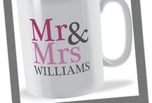 Personalised Mugs at Brinley Williams / Here are some of our latest personalised mug designs from celtmyth's mug shop