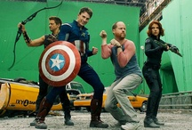 Whedon is our king / by Maggie Asplund