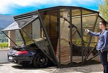 Mobil garázs