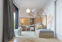 Διακόσμηση σπιτιού - Παιδικό Δωμάτιο