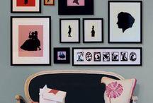 Shadow Chic - silhouettes / by Lara Blair