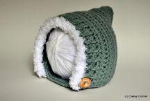 Crochet stuff / Tøj og tilbehør