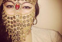 Face jewellery