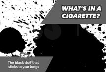 What's in a cigarette? / It's not just tobacco and smoke you know. Take a look at this board to see exactly what's in those cigarettes of yours... www.thefilterwales.org