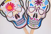 Dia de los Muertos / by Claudia Prado Herrera