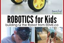 robot hire - STEM activities for kids