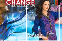 CHANGE Spring collection in collaboration with FLITZ
