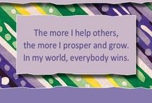 Affirmations for Prosperity / by NB PD