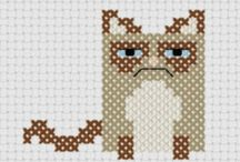 Cross stitch patterns that are awesome