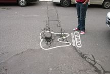 ::: guérilla / street marketing :::