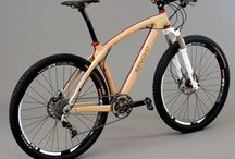 Wood Bicycles