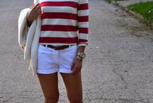 Style - Preppy Summer Outfits