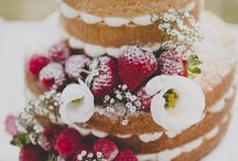 Naked cakes / Pretty variations of naked cakes