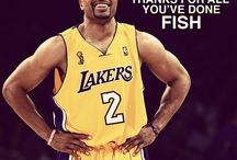 Lakers / by Kecia Pitts-Love