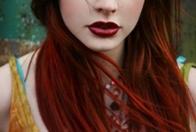 all dolled up / ** gorgeous hair and makeup **