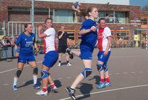 sporter in actie 2013