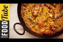 Culinária Espanhola (Spanish Cuisine)