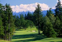 Vancouver Island Golf Courses / Golf courses on Vancouver Island, British Columbia, Canada. Including: Arbutus Ridge, Bear Mountain, Highland Pacific, Olympic View, Cowichan, Fairwinds, Pheasant Glen, Crown Isle, Storey Creek, Quadra Island
