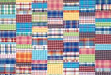 Plaid quilts