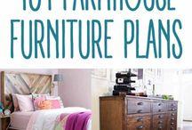 Furniture plans