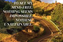 Running motivational quotes / by Barrie Cracknell