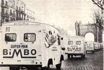 Historia Bimbo España / Imágenes antiguas de Bimbo España / by Bimbo España