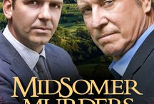 Midsomer Murders / Mysteries / by sue holley