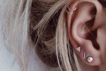 Ohrringe piercing