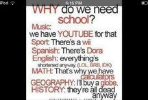 Do we need homework in school