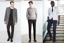 Looks for Success - Men / Tips for men's outfits, hair styles, and everything else that will help you impress the employers at your interview. / by Nevada Career Studio